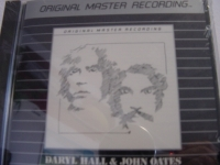 """Hall & Oates, Past Times Behind - MFSL Sealed Aluminum CD"" - Product Image"