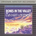 """Gospelaires, Can I Get A Witness/Bones In The Valley - MFSL Sealed Aluminum CD"" - Product Image"