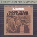 """Taj Mahal, Reclying The Blues & Other Related Stuff - MFSL Sealed Aluminum CD"" - Product Image"