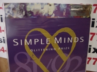 """""""Simple Minds, Glittering Prize - 180 Gram Double LP - Silver Sticker"""" - Product Image"""