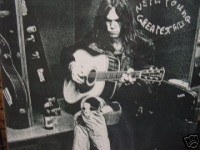 """""""Neil Young, Greatest Hits + 7"""" Single Bonus LP Set - 200 Gram Viny - CURRENTLY OUT OF STOCKl"""" - Product Image"""