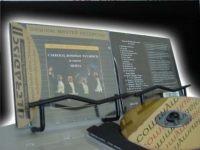 """""""Carreras Domingo Pavoratti, In Concert With Mehta with J-Card  - Mint Opened MFSL Gold CD - CURRENTLY SOLD OUT"""" - Product Image"""