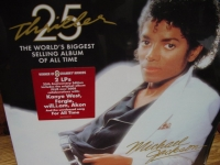 """Michael Jackson, 25th Anniversary Thriller - Double LP - 180 Gram"" - Product Image"