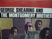 """George Shearing & The Montgomery Brothers (Wes)"" - Product Image"