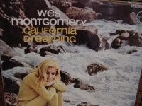 """Wes Montgomery, California Dreaming - 180 Gram"" - Product Image"
