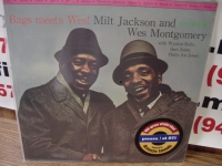 """Wes Montgomery & Milt Jackson, Wes Meets Bags - 180 Gram Vinyl"" - Product Image"