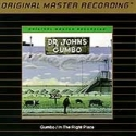 """""""John Lee Hooker, Gumbo & In The Right Place - MFSL Mint Gold CD - 2 in One"""" - Product Image"""