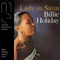 """""""Billie Holiday, Lady In Satin - MFSL MINT Gold CD - CURRENTLY OUT OF STOCK"""" - Product Image"""