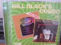 """Bill Black's Combo - The World's Greatest Honky Tonk Band & Award Winners - 2 LPs in one CD"" - Product Image"