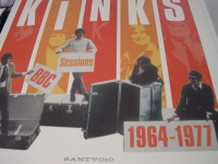 """""""The Kinks, BBC Sessions 64-77 - 3 LP Set - Last Copy - CURRENTLY OUT OF STOCK"""" - Product Image"""