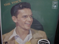 """Frank Sinatra, The Voice - 200 Gram - CURRENTLY OUT OF STOCK"" - Product Image"