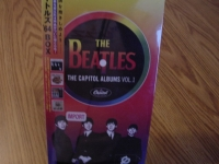 """TheBEATLES JAPAN Capitol Albums V.1 (Box Set) SEALED"" - Product Image"