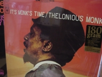 """Thelonious Monk, It's Monk's Time - 180 Gram"" - Product Image"