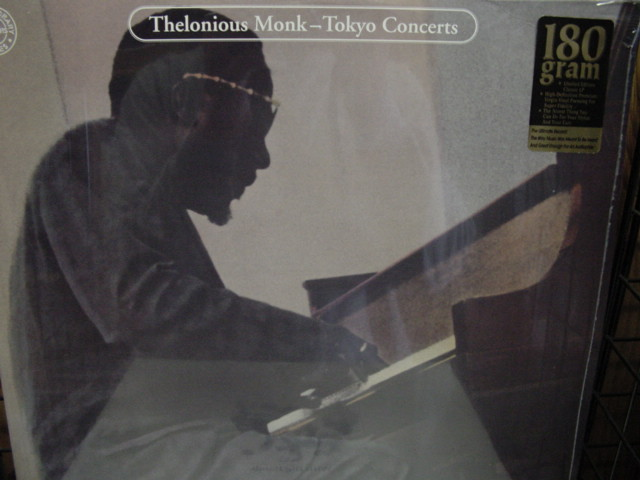 """Thelonious Monk, Tokyo Concerts - Double LP"" - Product Image"