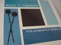 """ BLUE NOTE Jazz Blue N Groove VOL.2  Mostly Modal - DOUBLE LP SET - U.K. Pressing "" - Product Image"