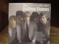 """The Rolling Stones, Singles Collection 1963-1965 - Box Set of 12 CDs - Japanese Release"" - Product Image"