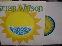 """""""Brian Wilson, Good Vibrations - 7"""" 45 Speed Single"""" - Product Image"""