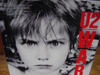 """U2, War - 180 Gram Vinyl with 16 Page Booklet"" - Product Image"