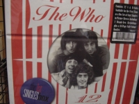 """The Who, Singles Box Set of 7"" 45 Speed Vinyl - Factory Sealed Box Set"" - Product Image"
