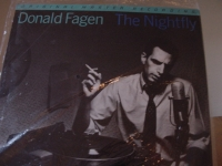 """Donald Fagen, Nightfly - Factory Sealed MFSL Half-speed Japanese Pressing - CURRENTLY OUT OF STOCK"" - Product Image"