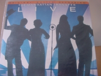 """""""The Manhattan Transfer, Live - Factory Sealed MFSL Half-speed Japanese Pressing"""" - Product Image"""