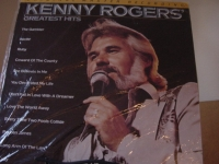 """""""Kenny Rogers, Greates Hits - Factory Sealed MFSL JVC Half-speed Japanese Pressing"""" - Product Image"""