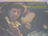 """Yuri Temirkanov And The Royal Philharmonic Orchestra, Rachmaninoff Symphony No. 2 - Factory Sealed MFSL Vinyl"" - Product Image"