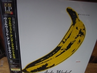 """Velvet Underground and Nico - OBI 200 Gram Japan Pressed LP"" - Product Image"