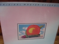 """""""Allman Brothers, Eat A Peach - MFSL MINT MINUS Condition - CURRENTLY SOLD OUT"""" - Product Image"""