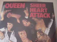 """Queen, Sheer Heart Attack - 180 Gram LP"" - Product Image"