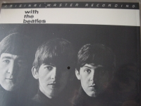 """""""The Beatles, With The Beatles - MFSL Factory Sealed JVC Half-Speed Japanese Pressing"""" - Product Image"""