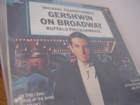 """Michael Tilson Thomas, Gershwiin On Broadway - Double LP - CBS Half-Speed Mastersound Limited Edition"" - Product Image"