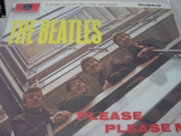 """The Beatles, Please Please Me - U.K. Apple Mono Pressing"" - Product Image"