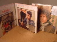 """Bob Dylan, 3 Japanese Pressed CD Set - HIGHWAY 61, BLONDE ON BLONDE & BRINGING IT ALL BACK HOME"" - Product Image"