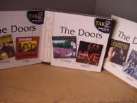"""THE DOORS - 3 SEALED BOX SETS WITH 4 ALBUMS & 2 CONCERTS"" - Product Image"