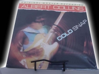 """Albert Collins, Cold Snap (low #119) - FACTORY SEALED MFSL ANADISQ 200 GRAM HALF SPEED"" - Product Image"