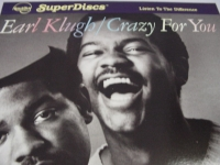 """""""Earl Klugh, Crazy for You"""" - Product Image"""