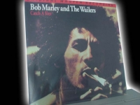 """Bob Marley & The Wailers, Catch a Fire (low # 9 - 200 Gram Half-speed"" - Product Image"
