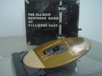 """Allman Brothers, Live  At the Fillmore East - MFSL Factory Sealed 24 Karat Gold CD "" - Product Image"
