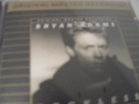 """Bryan Adams, Reckless - MFSL Sealed Gold CD "" - Product Image"