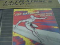 """""""Joe Satriani, Surfing with the Alien - Factory Sealed MFSL Gold CD """" - Product Image"""