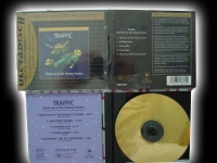 """""""Traffic, Shootout At the Fantasy Factory - Factory Sealed MFSL Gold CD"""" - Product Image"""
