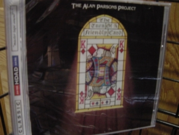 """""""Alan Parsons, The Turn Of A Friendly Card - HDAD"""" - Product Image"""