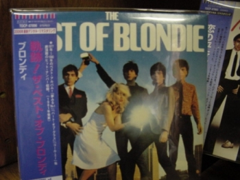 """Blondie, The Best of Blondie - Mini LP Replica In A CD - Japanese"" - Product Image"