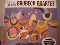 """Dave Brubeck, Time Out - 200 Gram"" - Product Image"