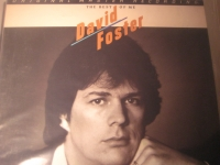 """David Foster, The Best Of Me - Factory Sealed MFSl JVC Vinyl"" - Product Image"