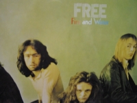 """Free with Paul Rodgers, Fire And Water - 200 Gram Limited Edition Japanese Pressed"" - Product Image"