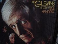 """Gil Evans, Gil Evans Orchestra Plays The Music of Jimi Hendrix"" - Product Image"