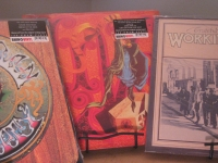 """Grateful Dead - 3 LP Set of Workingman's Dead, Dead Live and American Dream"" - Product Image"
