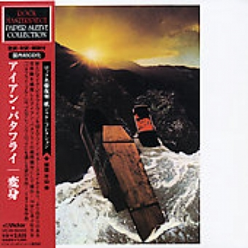 """""""Iron Butterfly, Metamorphosis - Mini LP Replica In A CD - Japanese"""" - Product Image"""
